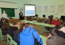 Тренінг з фізики та математики в Іванівській загальноосвітній школі