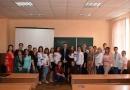 Міжнародний День Вишиванки на факультеті фізики, математики та інформатики