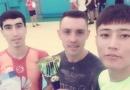 Команда ФФМІ здобула ІІ місце в спартакіаді з волейболу