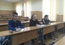 засідання семінару-тренінгу «Підготовка до ЗНО-2019 з математики»